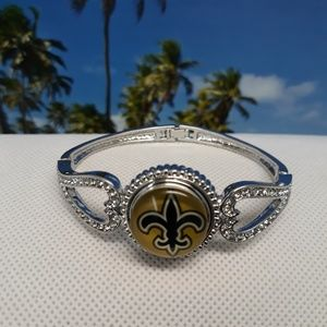 Jewelry - New Orleans Saints Bracelet
